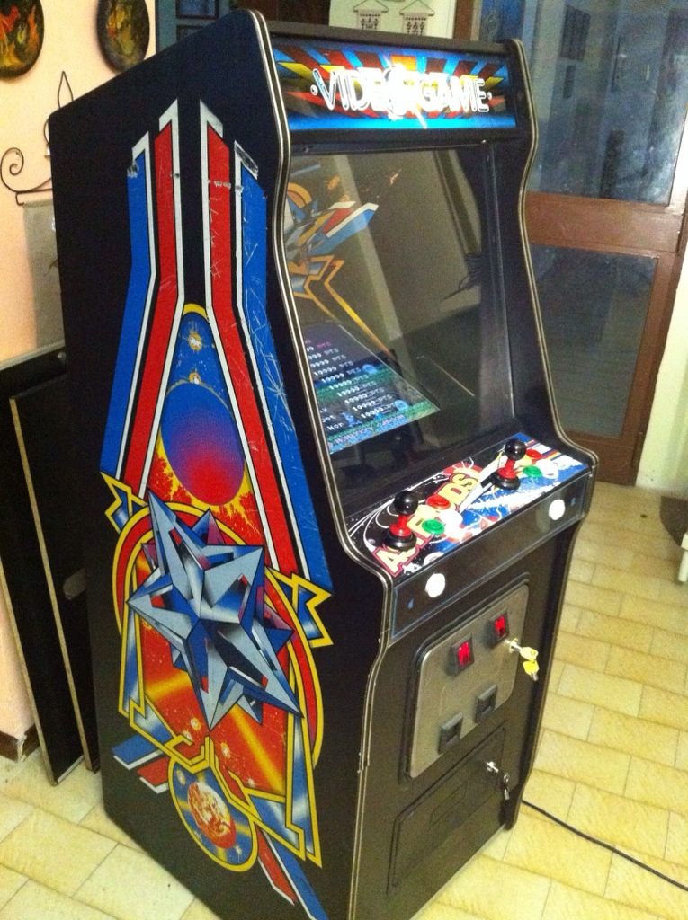 Videogame Da Bar Arcade Cabinet